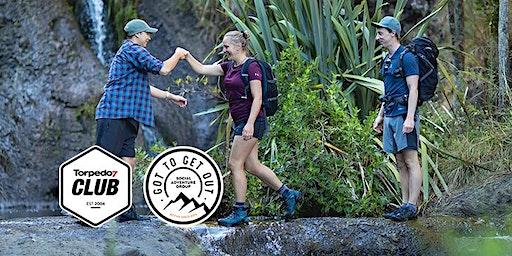 Torpedo7 Club Free Hike: Hunua Ranges (Auckland) w/ GTGO