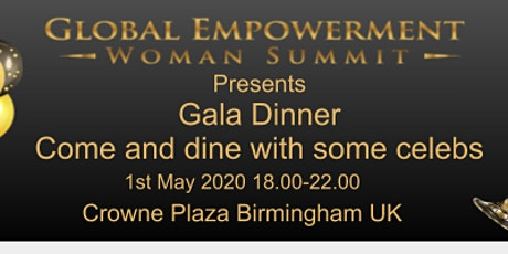 Global Empowerment Woman Summit - Gala Dinner tickets