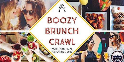 Boozy Brunch Crawl: Fort Myers