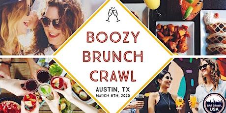 Boozy Brunch Crawl: Austin tickets