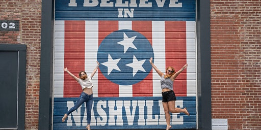 Mural and Instagram Tour in Nashville - 10:00AM