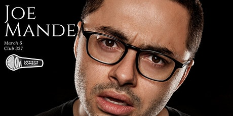 Joe Mande (John Oliver's N.Y. Standup Show, The Good Place, Parks & Rec) tickets