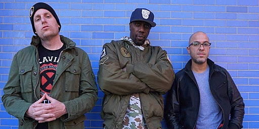 Czarface (Inspectah Deck, 7L & Esoteric) in Los Angeles