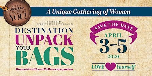 Destination Unpack Your Bags - 2020 Unwrap the BEST You