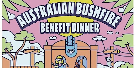 Australian Bushfire Benefit Dinner presented by Proud Mary Coffee tickets