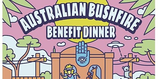 Australian Bushfire Benefit Dinner presented by Proud Mary Coffee