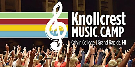Knollcrest Music Camp 2020--Middle School Week tickets