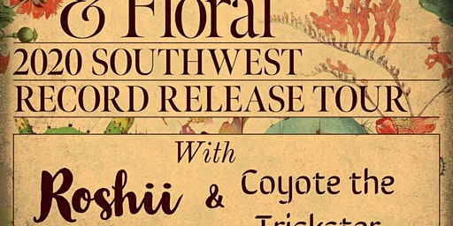 Standards & Floral 2020 SW Record Release Tour