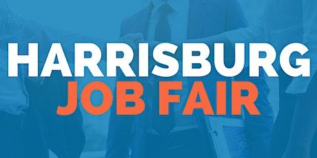 Harrisburg Job Fair - March 10, 2020 - Career Fair tickets