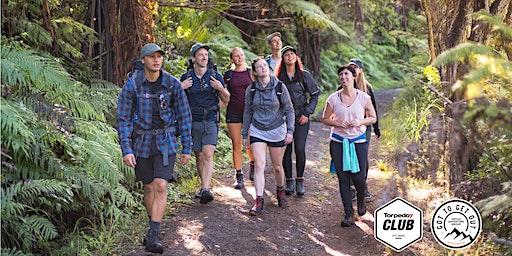 Torpedo7 Free Hike: Waikato River Trails (from Taupo) w/ GTGO