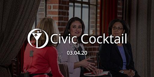CityClub Civic Cocktail: Sec. of State Kim Wyman & AG Bob Ferguson