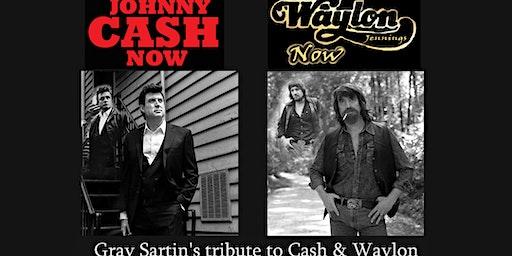 Johnny Cash/Waylon Jennings Tribute
