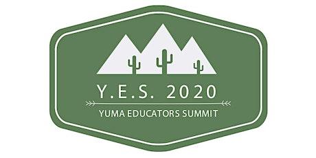 Yuma Educators Summit 2020 tickets
