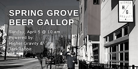 Spring Grove Beer Gallop 2020 tickets