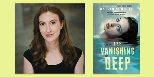 The Vanishing Deep with Astrid Scholte