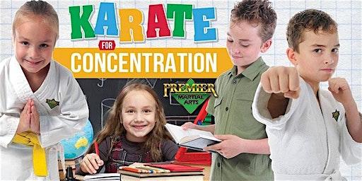 FREE Kids Karate for Beginners Workshop