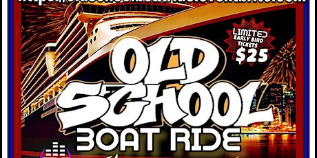 Old School Boat ride tickets
