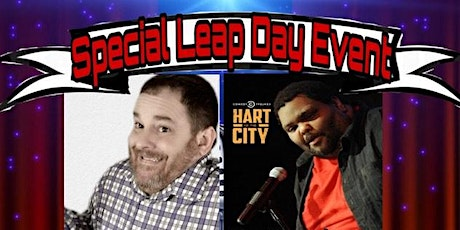 The Special Leap Day Comedy Show! tickets