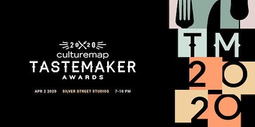 2020 CultureMap Houston Tastemaker Awards