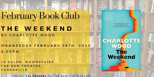 February Book Club - The Weekend by Charlotte Wood