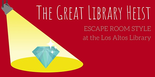 Library Heist Escape Room