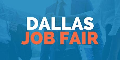 Dallas Job Fair - June 9, 2020 - Career Fair tickets