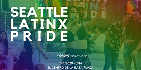 Seattle Latinx Pride 2020 tickets