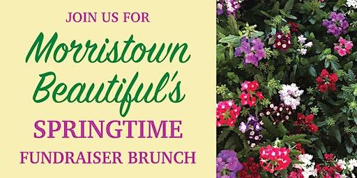 Morristown Beautiful's Springtime Fundraiser Brunch