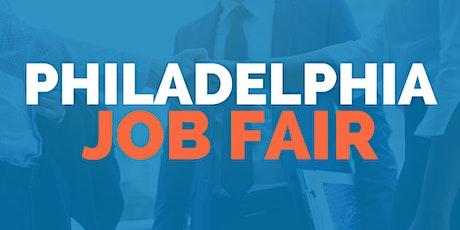 Philadelphia Job Fair - June 2, 2020 - Career Fair tickets