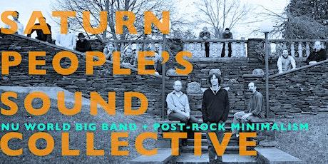The Saturn People's Sound  Collective biglietti