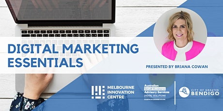 Digital Marketing Essentials - Greater Bendigo tickets