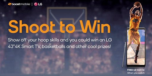 Boost Your Shot - Games and Prizes