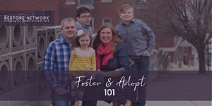 Foster & Adopt 101 Workshop - Monroe County