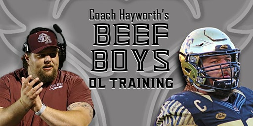 Ty Hayworth's Beef Boys Offensive Line Training-Feb 22nd & 23rd