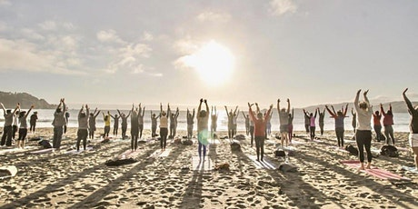 Friday Sunset Yoga with Julie tickets