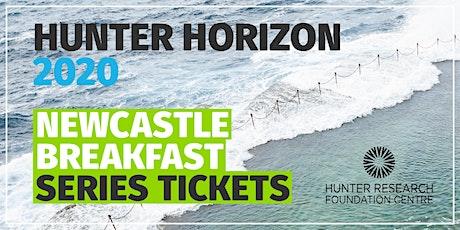 Newcastle Breakfast 2020 Series Tickets tickets