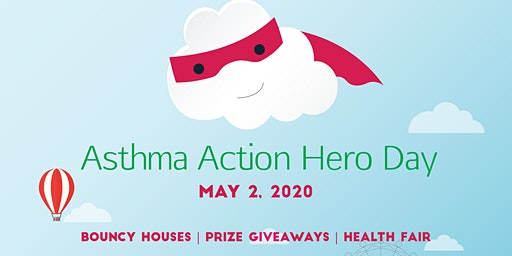 Asthma Action Hero Day
