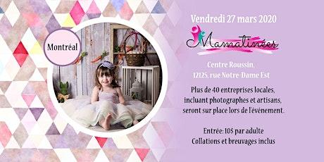 Mamatinée du printemps (Montréal) billets