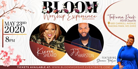 The Bloom Worship Experience tickets