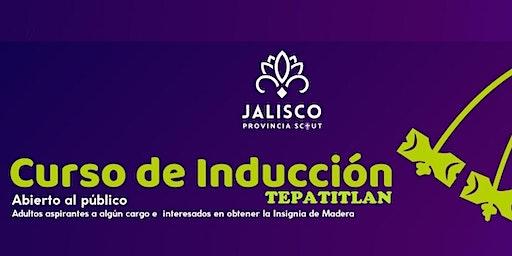 INDUCCIÓN TEPATITLAN (REGISTRO)