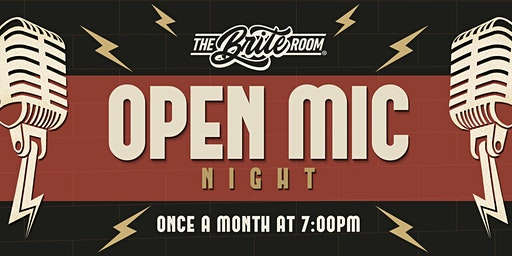Adult Open Mic Night