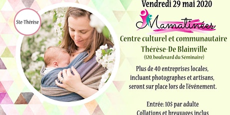 Mamatinée du printemps (Ste-Thérèse) billets