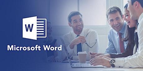 Microsoft Word Intermediate - 1 Day Course - Brisbane tickets