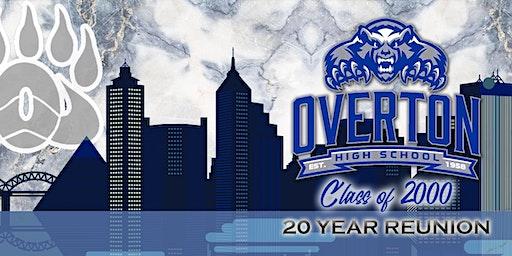 Overton High Class of 2000 Reunion Weekend