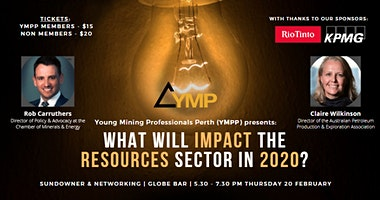 What Will Impact the Resources Sector in 2020?