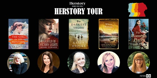 Herstory – Women who Rebel tour at Hamilton's Oysters  at Tuncurry