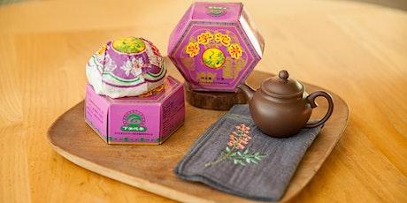 Introduction to Pu-erh Tea tickets