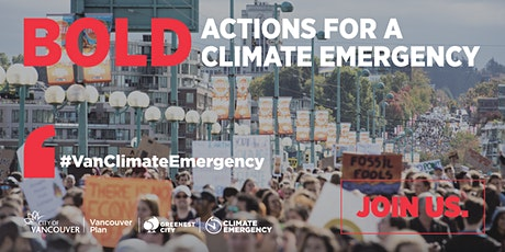 Climate Emergency Public Dialogue tickets