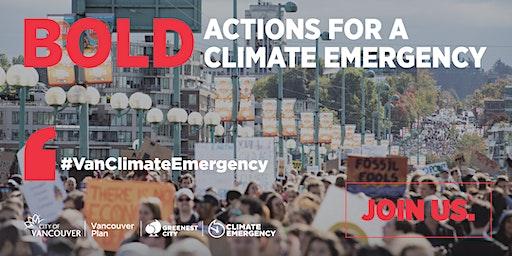 Climate Emergency Public Dialogue