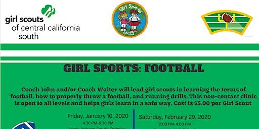 Girl Sports: Football - Bakersfield